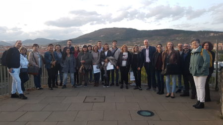 CIBERESP researchers hold the annual GenRisk strategic action meeting in Pamplona